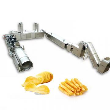 Automatic Small Scale Weave Potato Chip Maker Machine