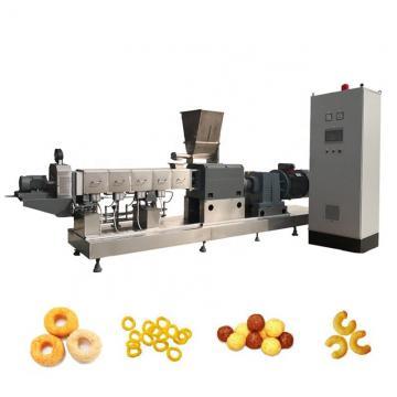 50t Maize Flour Machinery Corn Flakes Making Machine