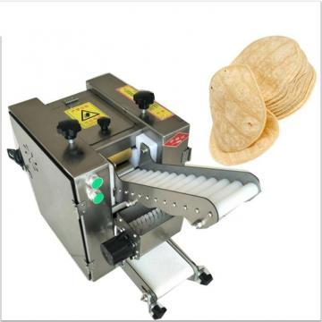 Commercial Wheat Flour Tortilla Maker/Naan Roti Chapati Making Machine/Dumpling Spring ...