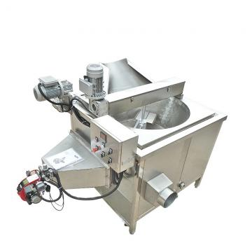 Electric Continuous Oil Industrial Chicken Chips Fryer Frying Machine