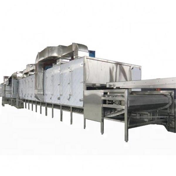 Steam Heating Single Layer Belt Dryer/ Tunnel Dryer/ Drying Machine