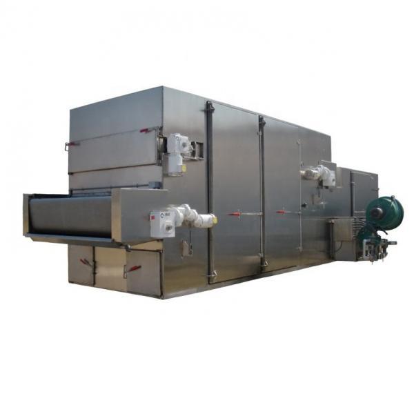Heat Pump Mesh Belt Dryer Low Temperature Sludge Dryer Machine