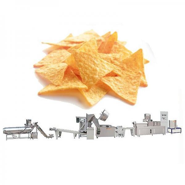 Multifunctional Extruder Corn Maize Flakes Breakfast Cereals Machine Cornflakes Making Machine