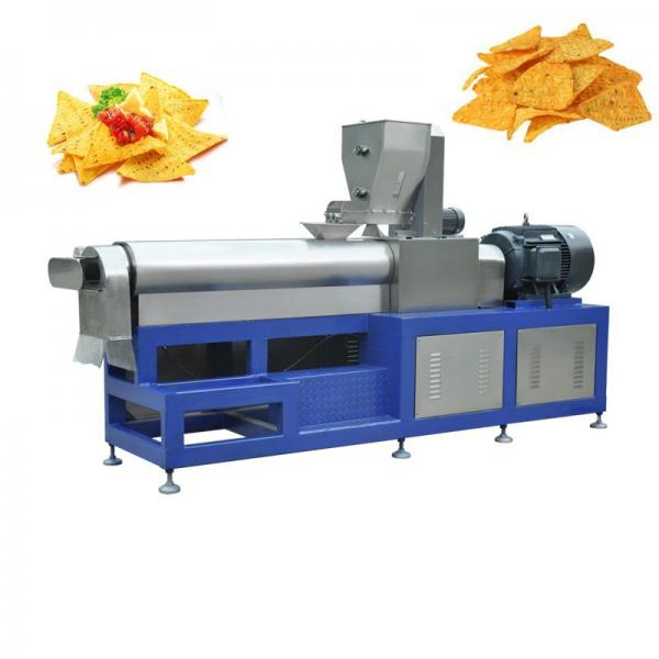 Multifunctional Food Extruder Corn Maize Flakes Breakfast Cereals Machine