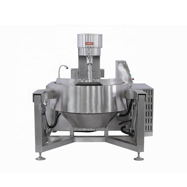 Premade Bag Fried Rice Packing Machine for Doypack with Zipper