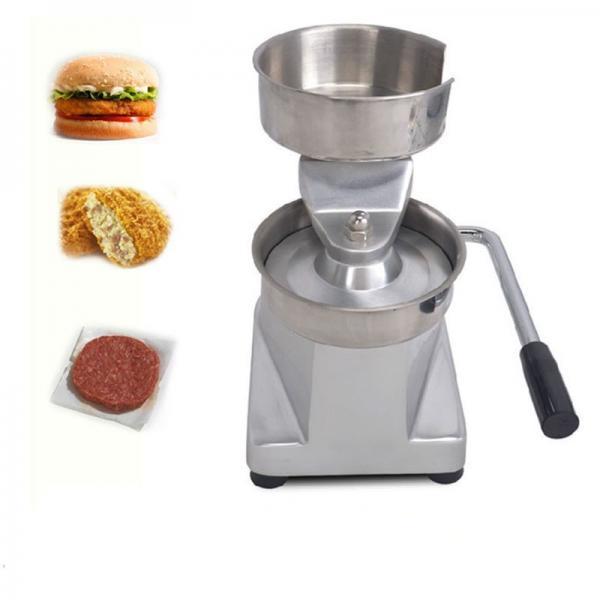 Automatic Hamburger Patty Press Making Machine (WSHB)