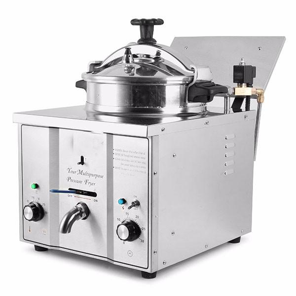 Industrial Restaurant Quality Frying Equipment Chicken Fried Air Fryer Machine
