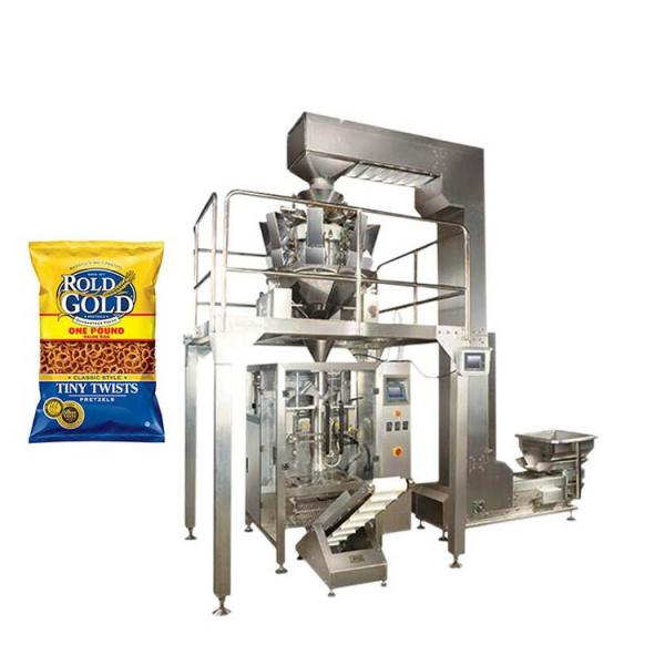 Envelope Type X-Fold Biscuit Folding and Packaging Machine